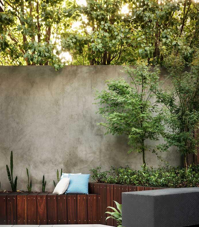 melbourne garden design